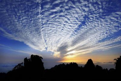 Huangshan White Clouds Scenic Area